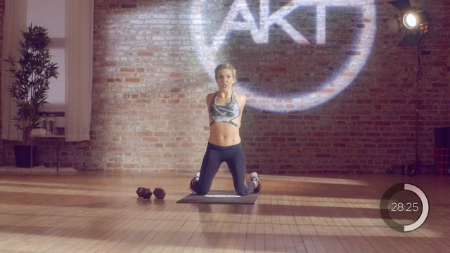 Sweat Dream I Full Body Workout