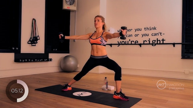 Power Yoga Upper Body Workout