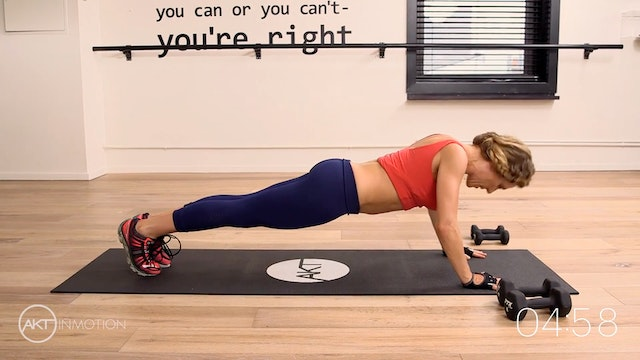 Signature Upper Body Workout