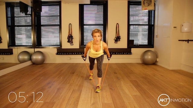 Resistance Band Upper Body Workout