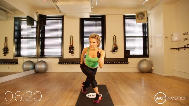 Resistance Band Lower Body Workout