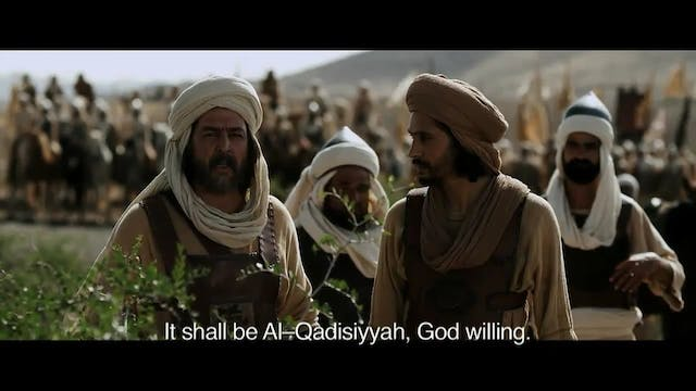 Omar | Battle of al-Qadisiyyah