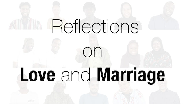 Black and Muslim in Britain | Reflections on Love and Marriage