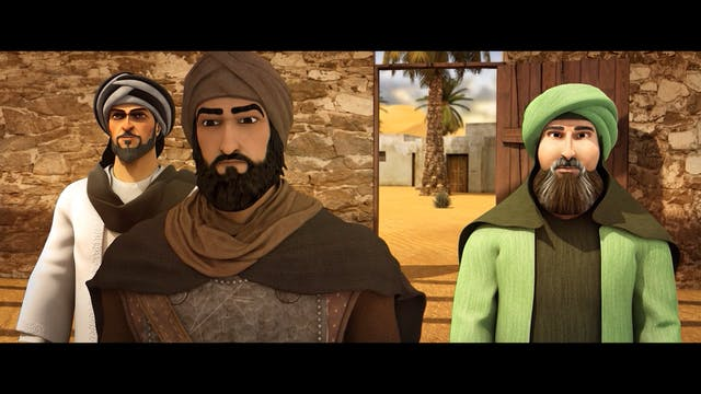 Khalid ibn al-Walid Part 1
