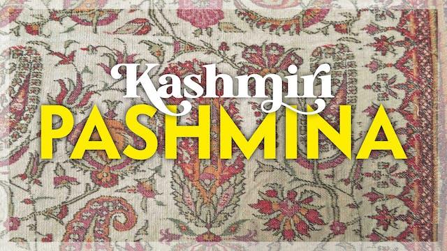 Kashmiri Pashmina