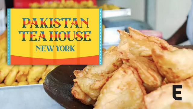 Tribeca, Pakistan Tea House