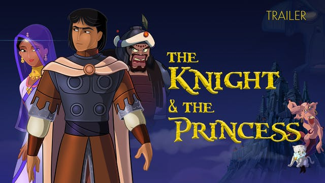 The Knight and the Princess | Trailer