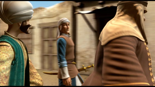 Saladin | The Arena