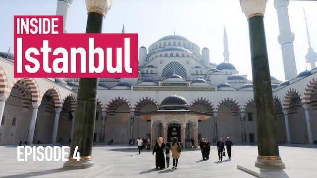 Inside Istanbul | Camlica Mosque