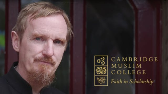 The Cambridge Muslim College