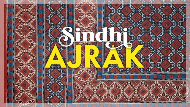 Sindhi Ajrakh