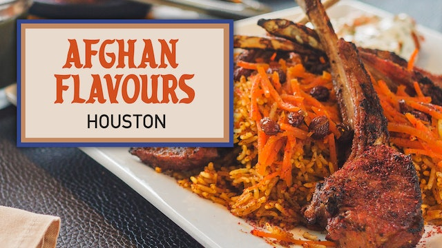 Houston, Afghan Flavours