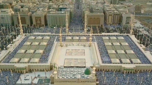 Ramadan in the Islamic World | Saudi ...