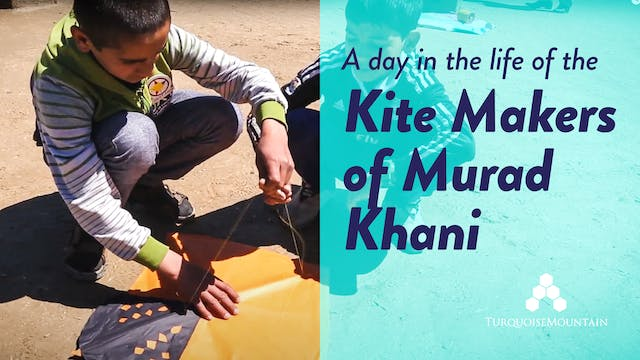 A Day in the Life of the Kite Makers ...