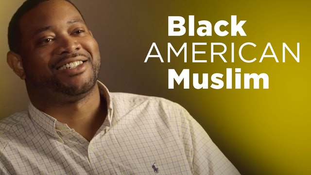 Black American Muslim