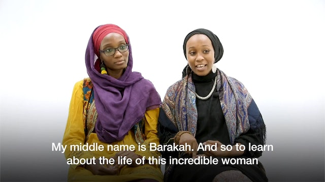 Black and Muslim in Britain | Who are some of your Black Role Models?