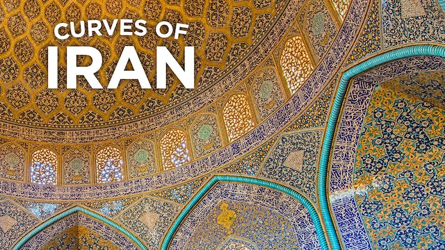Curves of Iran