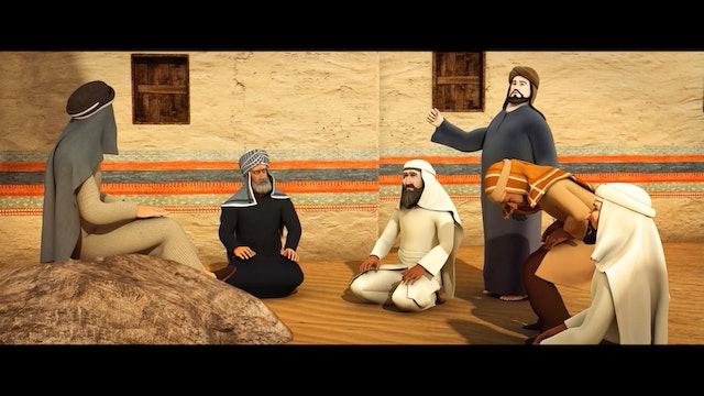 Men Around the Prophet | Mus'ab ibn 'Umair Part 2