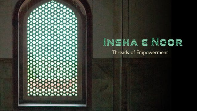Insha e Noor: Threads of Empowerment