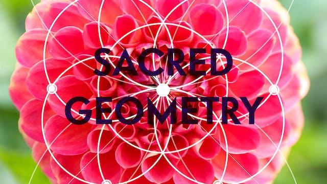 How Sacred Geometry is embedded in yo...