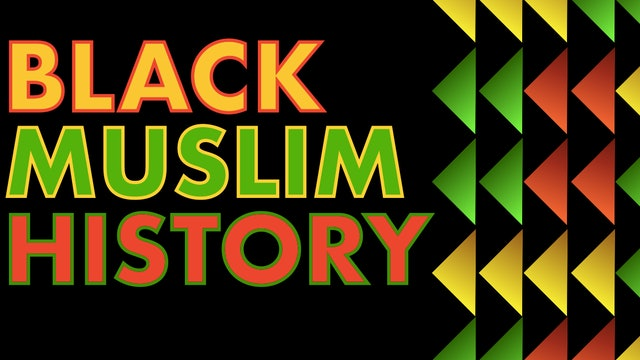 Black Muslim and Proud