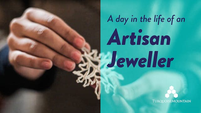 A Day in the Life of an Artisan Jeweller