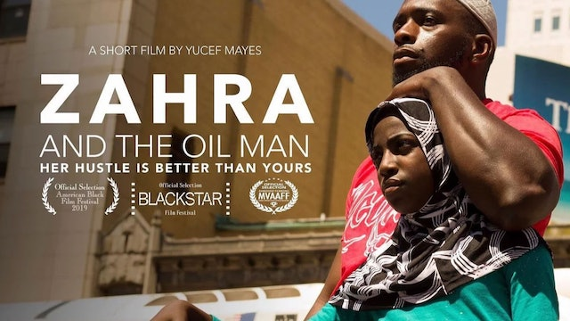 Zahra and the Oil Man
