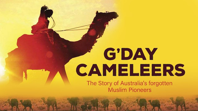 G'Day Cameleers
