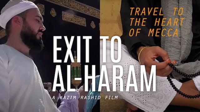 Exit To Al-Haram