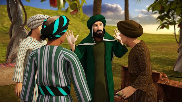 Stories of the Prophets Era | Wisdom ...