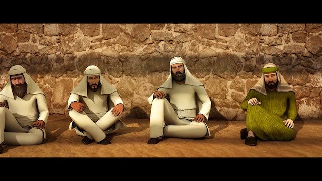 Abd Allah ibn Rawahah Part 2