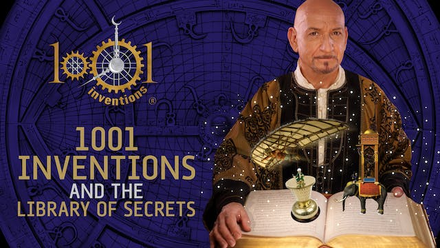 The Library of Secrets