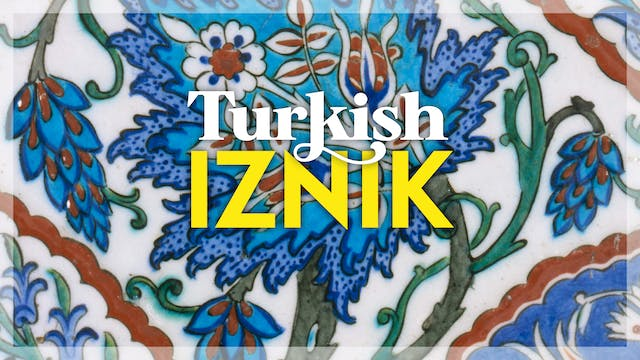 Turkish Iznik
