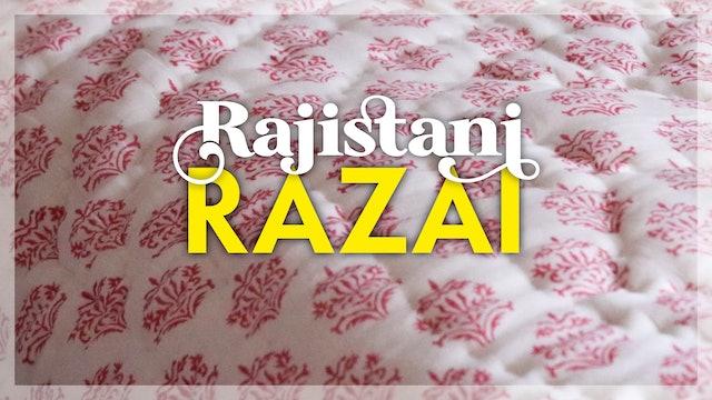 Rajistani Razai