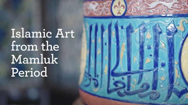 Islamic Art From the Mamluk Period