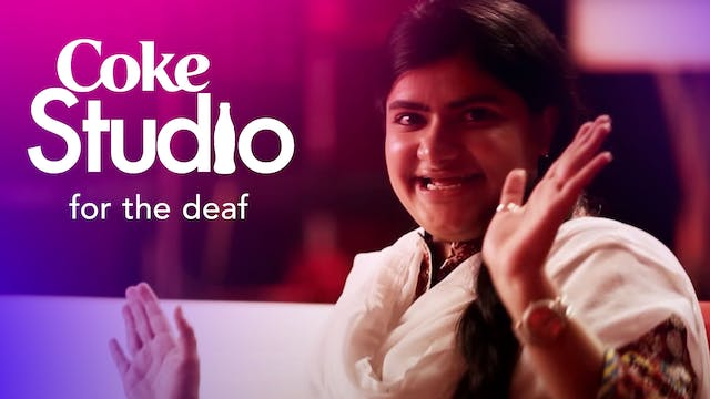Coke Studio for the Deaf