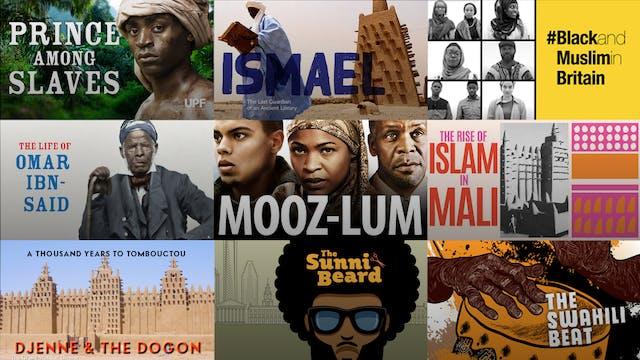 Black, Muslim and Proud   Clip