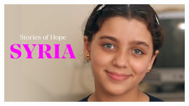 Syria, Stories of Hope