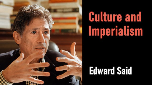 Culture and Imperialism | Edward Said