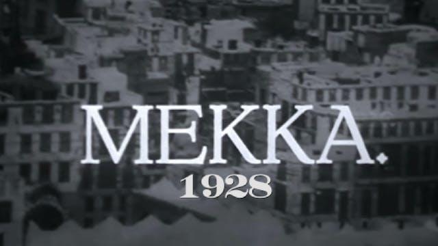 Het Groote Mekka-Feest, The Great Mec...