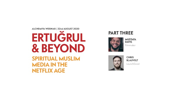 Ertuğrul and Beyond | Part 3 - Mustafa Davis and Chris Blauvelt