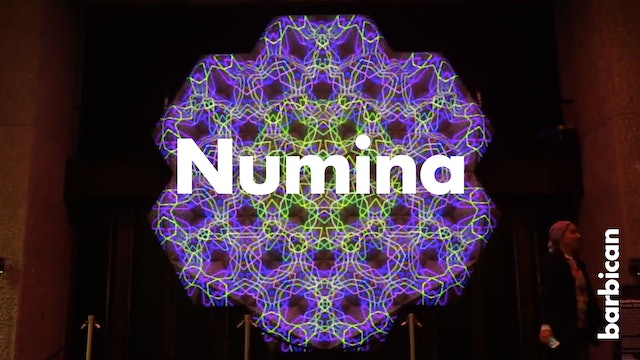 Numina at the Barbican