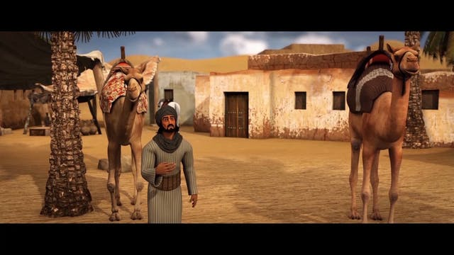 Men Around the Prophet | Al-Barraa Ib...