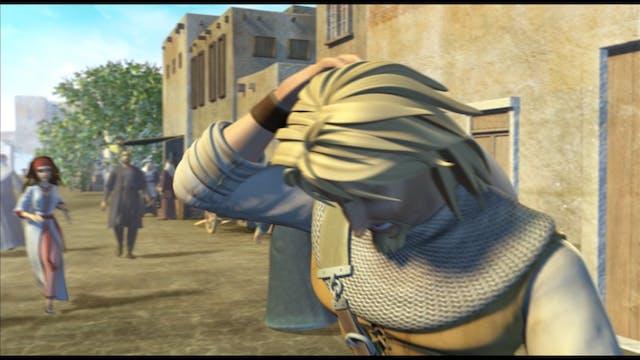 Saladin | Fly Hard