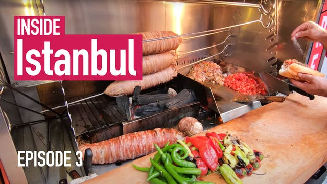 Inside Istanbul | Street Food Tour