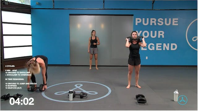 45-Minute Circuit with Christy (082021)