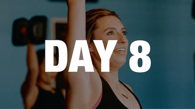 Day 8: 14-Day Jump Start Challenge (A20)