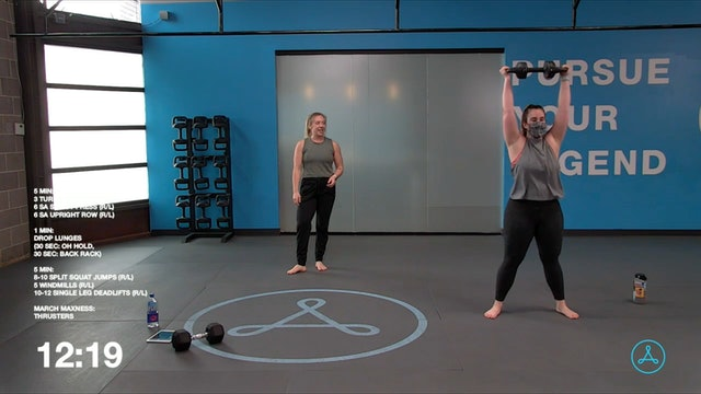 30-Minute Strength with Hali (031821)