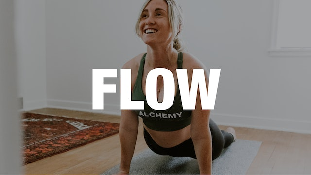FLOW CLASSES