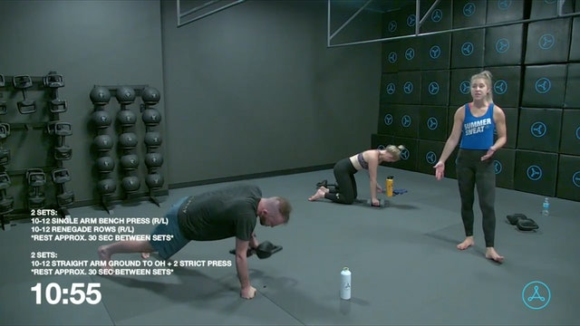 30-Minute Strength with Coach Sooz (101920)
